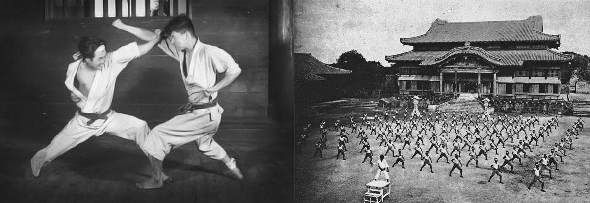 Brief History of Karate KreedOn